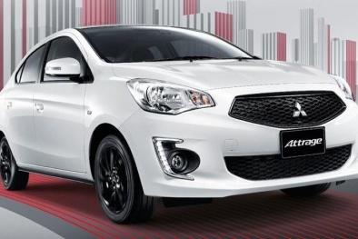 Mitsubishi Attrage 2019 được ứng dụng công nghệ gì mà giá chỉ 375,5 triệu đồng