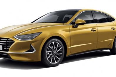 'Soi' công nghệ trên Hyundai Sonata 2020 vừa ra mắt