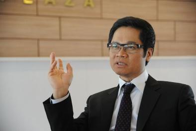 Chủ tịch VCCI: 'Người dân và doanh nghiệp như Từ Hải chết đứng'