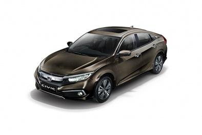 Honda Civic 2019 đẹp long lanh giá từ 587 triệu đồng vừa trình làng có gì đặc biệt?