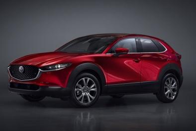 Mẫu xe lý tưởng cho phụ nữ - Mazda CX-30 được ứng dụng những tính năng gì?