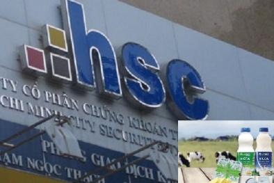 Không chỉ Vinamilk, HSC cũng chi 256 tỷ đồng 'gom' 20 triệu cổ phiếu GTN