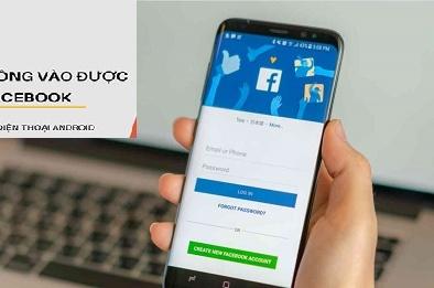 Facebook không thể kết nối được khiến người dùng 'bực bội', khắc phục ra sao?