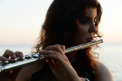 Nghệ sĩ sáo nổi tiếng cùng Dàn nhạc Giao hưởng Mặt Trời biểu diễn tại Hà Nội