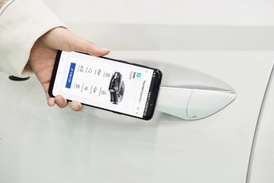 Chỉ bằng ứng dụng trên điện thoại có thể mở và khởi động ô tô dễ dàng