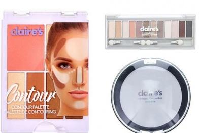 Cảnh báo: Ngưng sử dụng các sản phẩm mỹ phẩm Claire's bị nhiễm độc Amiang