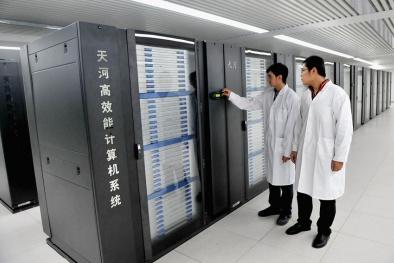 Trung Quốc chi hàng tỷ USD vào siêu máy tính, quyết đòi lại vị trí số 1 từ Mỹ