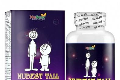 Cẩn trọng với thông tin quảng cáo thực phẩm bảo vệ sức khỏe Nubest Tall