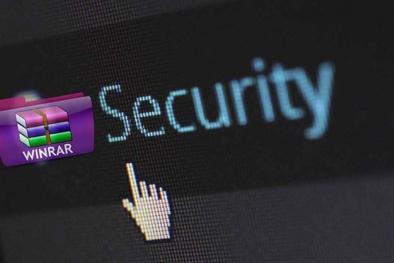 Hàng trăm vụ tấn công từ lỗ hổng của WinRAR