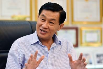 Doanh nhân Jonathan Hạnh Nguyễn: 'Chúng tôi làm được 100 đồng thì ACV hưởng 12 đồng'