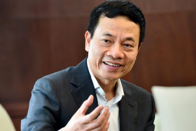 Bộ trưởng Nguyễn Mạnh Hùng: 'Công nghệ 5G sẽ tạo ra cuộc cách mạng về kết nối'