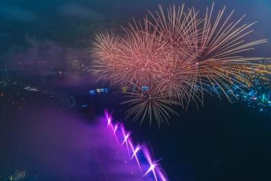 Lễ hội pháo hoa Quốc tế Đà Nẵng 2019: 'Những dòng sông kể chuyện'