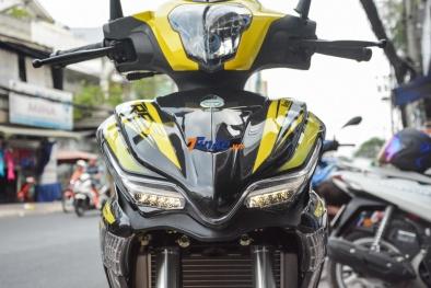 Có gì đặc biệt ở mẫu xe côn tay underbone cạnh tranh trực tiếp với Yamaha Exciter