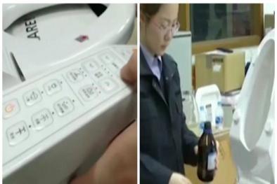 Phát minh mới từ thiết bị nhà vệ sinh thông minh có thể gây điện giật tử vong