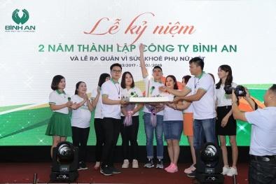 """Chương trình Roadshow """"Vì sức khỏe phụ nữ Việt"""""""