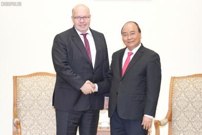 Thủ tướng hoan nghênh Đức nới lỏng điều kiện tiếp nhận lao động VN