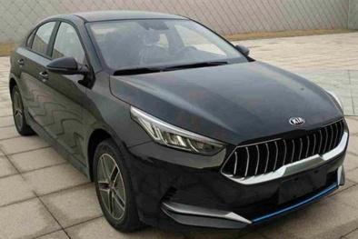 Kia Cerato phiên bản cực 'dị' xuất hiện tại Trung Quốc