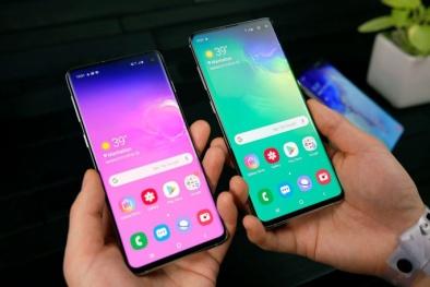 Vừa ra mắt Samsung Galaxy S10 đã bị 'chê' vì lỗi cơ bản này