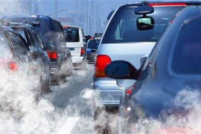 Lộ trình áp dụng tiêu chuẩn khí thải đối với xe ô tô tham gia giao thông