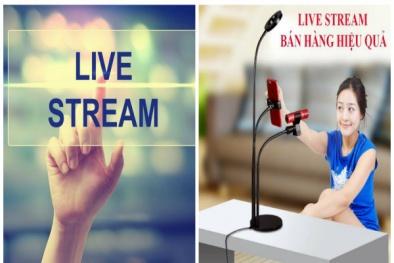 Cách live stream video bán hàng hiệu quả, tăng tương tác trên Facebook