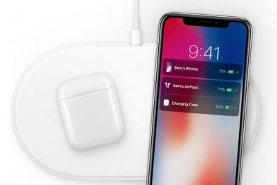 Không đáp ứng tiêu chuẩn chất lượng, Apple hủy bỏ sạc không dây AirPower