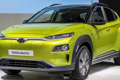 'Soi' công nghệ trên Hyundai Kona Electric động cơ điện giá hơn 1,3 tỷ