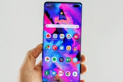 5 'điểm cộng' trên Samsung Galaxy S10