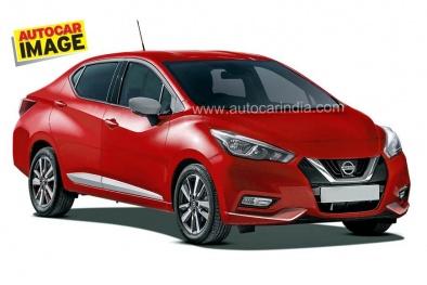 'Soi' Nissan Sunny mới giá khoảng 284 triệu đồng chuẩn bị trình làng