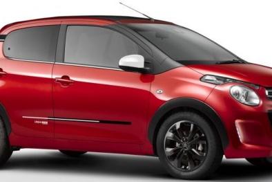 Chiếc ô tô giá 400 triệu vừa trình làng phiên bản màu đỏ đẹp long lanh