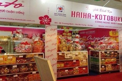 Bánh kẹo Hải Hà bị xử phạt do vi phạm quy định quản trị công ty