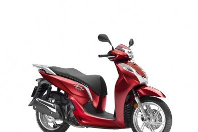 Tăng giá 'vù vù', Honda SH 300i được trang bị thêm tính năng gì?