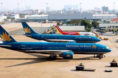 Dịp nghỉ lễ 30/4 & 1/5: Các hãng hàng không tăng 8.700 chuyến bay