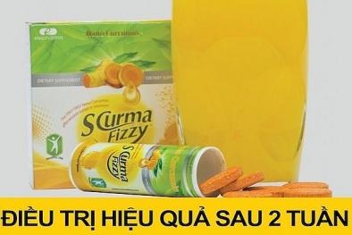 Thực phẩm chức năng SCurma Fizzy bị 'tuýt còi' do vi phạm quảng cáo gây nhầm lẫn