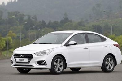 Hyundai Accent có một số nhược điểm về công nghệ không làm cản bước doanh số