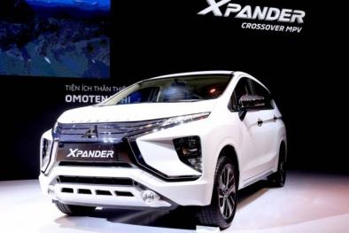 Ô tô 7 chỗ Mitsubishi 550 triệu vượt loạt đối thủ, hút gần 2.000 khách mua tại VN