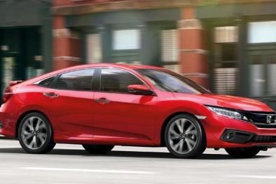 'Soi' công nghệ và ứng dụng trên 3 phiên bản của Honda Civic 2019 vừa ra mắt