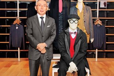 Người giàu nhất Nhật Bản lộ diện: Là ông chủ hãng thời trang quen thuộc với người Việt