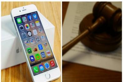 Chấn động: Trên tất cả các mẫu iPhone bị tố vi phạm sáng chế wifi