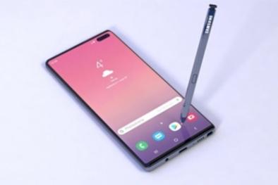 Galaxy Note 10 Pro được dự đoán chuẩn bị ra mắt sẽ sở hữu công nghệ gì?