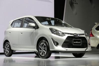 Toyota Wigo 'đối thủ' đáng gờm của Hyundai Grand i10 được trang bị những gì?