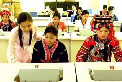 Tăng cường ứng dụng CNTT hỗ trợ đồng bào dân tộc thiểu số phát triển Kinh tế - Xã hội