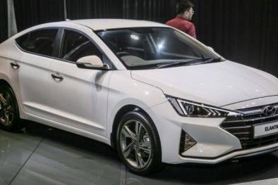Hyundai Elantra 2019 đẹp 'long lanh' vừa ra mắt giá hơn 600 triệu được ứng dụng những gì?