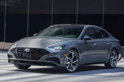 Hyundai Sonata 2020 đẹp 'long lanh' vừa ra mắt được trang bị những gì?