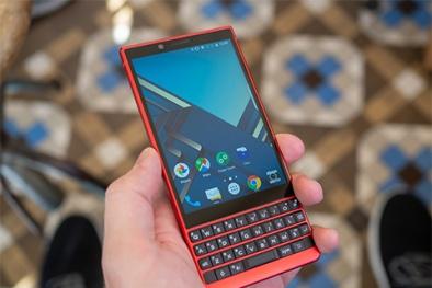 BlackBerry KEY2 đẹp 'long lanh' vừa ra mắt giá 16,2 triệu sở hữu công nghệ gì?