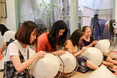 Nón lá làng Chuông: Nơi gìn giữ nét văn hóa Việt