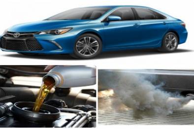 Xe ô tô bị hao nhớt động cơ nguy hiểm thế nào, cách phát hiện để xử lý