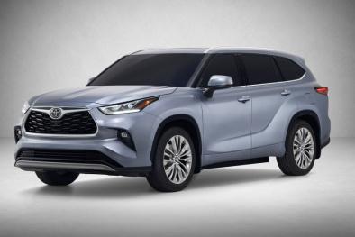 Có gì mới trên mẫu xe nhà Toyota thách thức Ford Explorer?