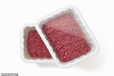 Lượng lớn thịt bò bị thu hồi vì lo ngại nhiễm khuẩn E. coli