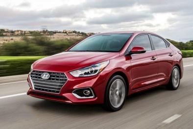 Hyundai Accent 2019 có thêm chức năng cực kỳ tiện ích, giá chỉ thêm 2 triệu đồng