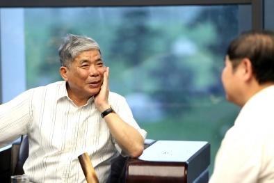 Giáo sư danh dự Dũng lò vôi, 'đại gia điếu cày' 73 tuổi nhận bằng cử nhân